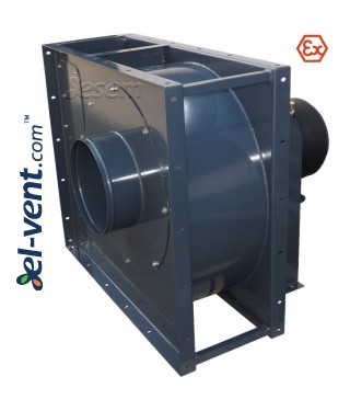 Explosion proof dust extraction fans IVWTK EX ≤20000 m³/h
