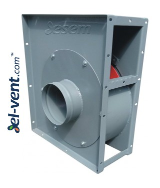 Dust extraction fans IVWTP ≤4500 m³/h