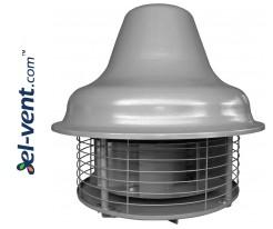 Centrifugal roof fans SVPFD ≤20520 m³/h