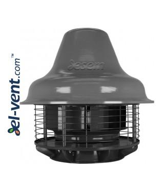 Acid resistant roof fans SVPFDOH ≤27720 m³/h