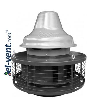 Acid resistant roof fans SVPFDOH560