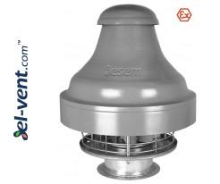 Explosion proof roof fans SVWDP EX ≤16400 m³/h