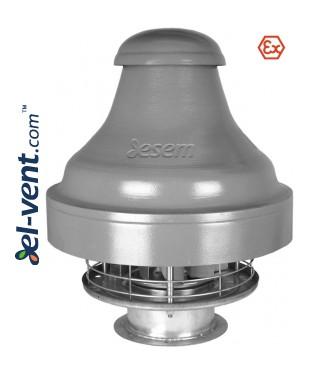 Sprogimui saugūs stoginiai ventiliatoriai SVWDP EX ≤16400 m³/h