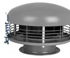Super ekonomiški išcentriniai stoginiai ventiliatoriai SVWDS ≤3160 m³/h
