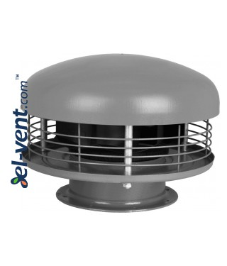 Super efficient centrifugal roof fans SVWDS ≤3160 m³/h