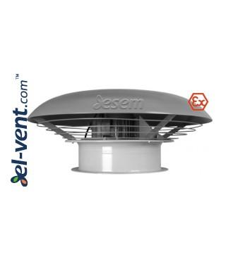 Explosion proof roof fans SVWOD EX ≤7370 m³/h