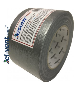 Synthetic rubber based cloth tape AS218, thickness 160 µm, 7.0 cm x 50 m, -10 - +75 °C