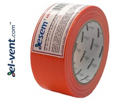Ultra strong synthetic rubber based cloth tape AS215, thickness 220 µm, 4.8 cm x 25 m, -10 - +75 °C