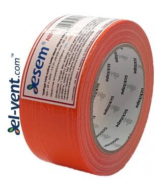Ypatingai stipri lipni audinio juosta itin atspari drėgmei AS215, 4.8 cm x 25 m, -10 - +75 °C, 220 µm