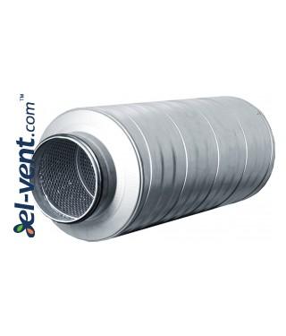 Шумоглушители для вентиляции TS-SILENCE