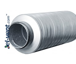 Triukšmo slopintuvas TS-50-160-900, Ø160 mm