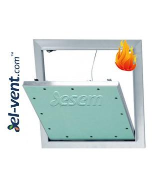 Fire rated access panels AluStar Fire W EI30 EI60 EI90 EI120