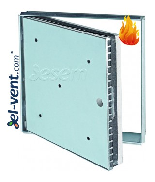 Fire rated access panels Fire Star ES Slot In EI60