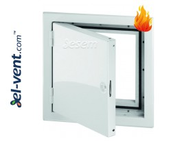 Fire rated access panels Fire Star SW SOLID EI90