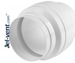 Condensate collector KON125, Ø125 mm