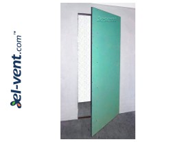 KingSize - extra large wall plasterboard inspection doors