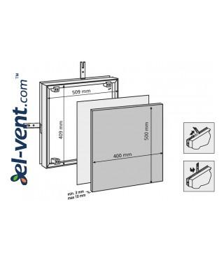 Tile access panels MAGNA - 80764