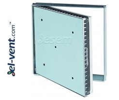 Slot In - access doors for wall or ceiling retrofitting