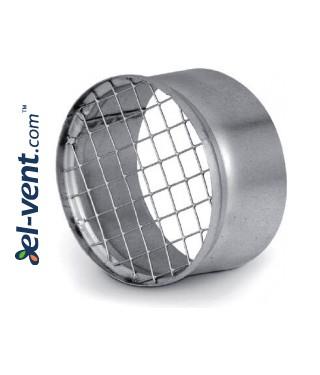 Air vent cover EGLT250, Ø250 mm