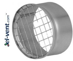 Lauko ventiliacijos tinklelis GLT