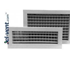 Air vents for ducts