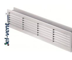 Door grilles GRT15, 2 pcs., 135x460 mm