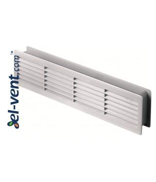 Door grilles GRT15, 2 pcs., 135x460 mm