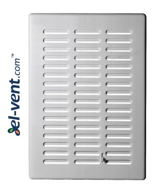 Vent cover with shutter GRT06, 165x235 mm