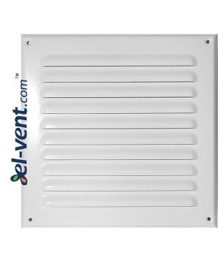 Вентиляционная решетка металлическая META8B 250x250 мм