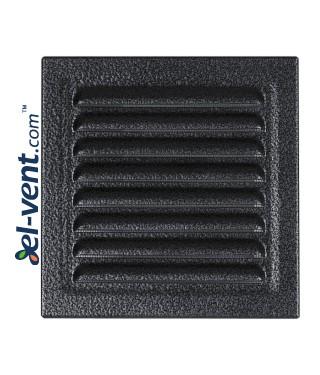 Metal vent cover META8ANSR 250x250 mm