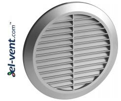 Ventilation grille GRT36SS, Ø100-150/180 mm