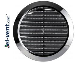 Ventilation grille GRT36M, Ø100-150/180 mm