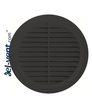 Вентиляционная решетка GRT36CZ, Ø100-150/180 мм