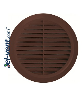 Vent cover GRT36BR, Ø100-150/180 mm