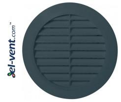 Ventilation grille GRT30GR, Ø100 mm