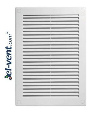 Вентиляционная решетка 180x250 мм, GRU4