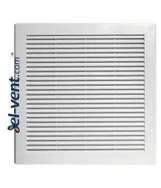 Вентиляционная решетка 300x300 мм, GRU10