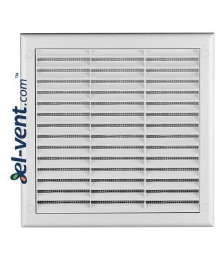 Ventilation grille GRTK11, 190x190 mm, Ø125 mm