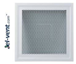 Fireplace grate MK2B 166x166 mm