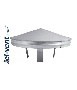 Vent cap VSR224-315 Ø224-315 mm