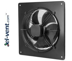 Axial fans Axia ROK ≤20695 m³/h