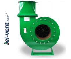 Dust extraction fan W-T11C ≤10000 m³/h