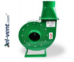Dust extraction fan W-T2C  ≤3000 m³/h