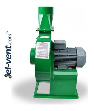 Dulkių, drožlių transportavimo ventiliatorius W-T2O  ≤2900 m³/h, paveikslėlis 1