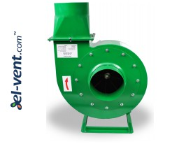 Dust extraction fan W-T3O  ≤3900 m³/h