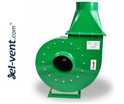 Dust extraction fan W-T4C  ≤4500 m³/h