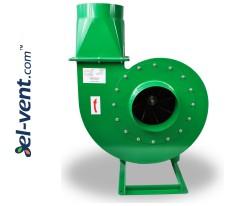 Dust extraction fan W-T5O  ≤5400 m³/h