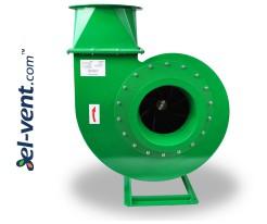 Dust extraction fan W-T7C ≤6800 m³/h