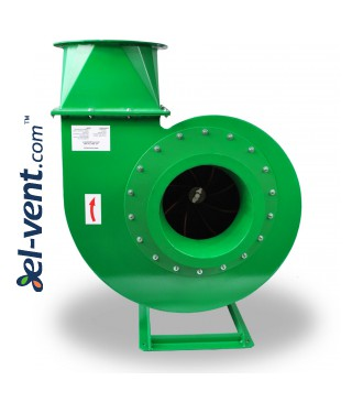 Dust extraction fan W-T7C ≤8100 m³/h