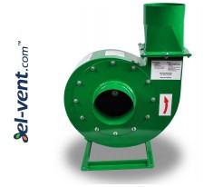 Dust extraction fan W-T1O ≤1600 m³/h